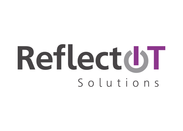"Corporate Design ""Reflect IT Soulutions"""